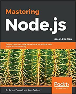 Buy Mastering Node js - Book Online at Low Prices in India