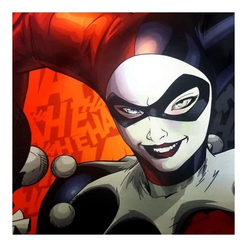 b08257d8cf46c0 on sale Harley Quinn Ha Ha Steering Wheel Cover - Car Truck SUV   Van