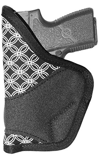 Crossfire Elite Kimber Micro 380 Pocket Holster Purse Conceal Carry Ladies Rebel Fusion