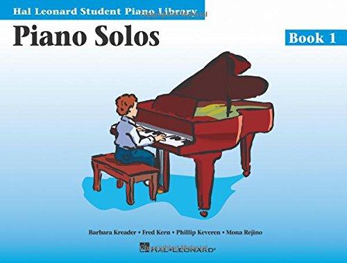 - Piano Solos Book 1: Hal Leonard Student Piano Library