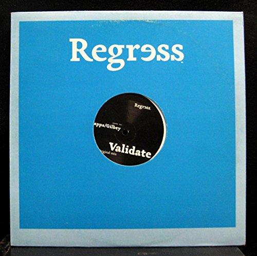 PAPPA / GILBEY VALIDATE vinyl record