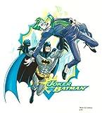 Batman Joker Meets Batman ~ Edible Image Cake / Cupcake Topper