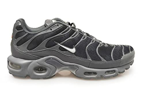 27cb1047cefb2e Nike Air Max Plus GPX Mens Running Trainers 844873 Sneakers Shoes (uk 6 us  7 eu 40, BLACK/REFLECTIVE SILV 004): Amazon.co.uk: Shoes & Bags