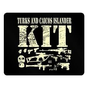 Teeburon Turks And Caicos Islander KIT ARMY Plastic Acrylic