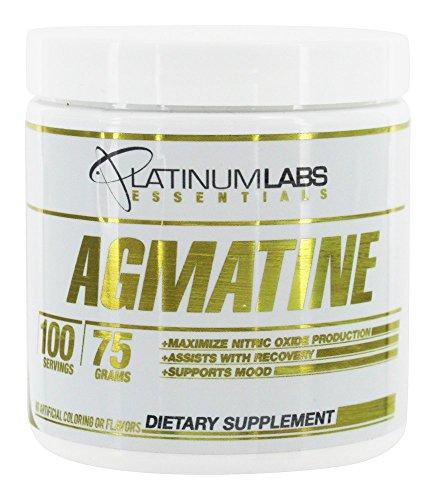 Platinum Labs - Essentials Agmatine 100 Servings 750 mg. - 75 Grams