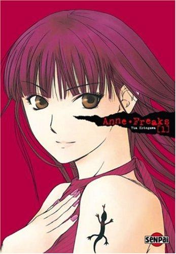 ANNE FREAKS T01