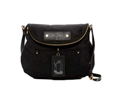 2cca6dce1f4e Amazon.com  Marc Jacobs Preppy Natasha Nylon Crossbody Bag