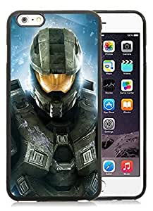 Fashionable Case Halo Soldier Look Armor Light Personalized Case for iphone 5s in black