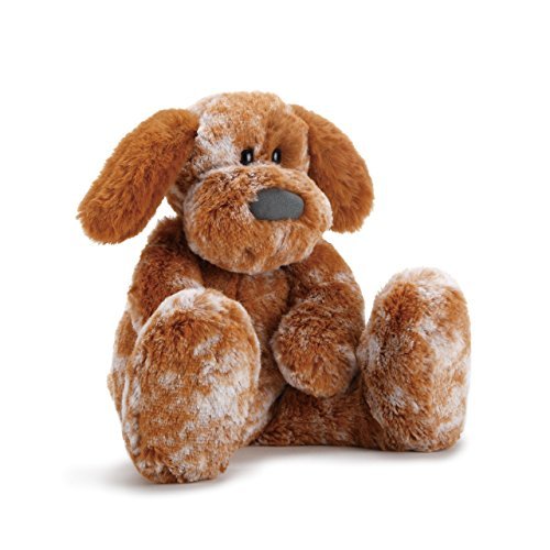 Radley Cuddlez Dog Spotted Warm Brown Children's Plush Stuffed Animal Toy