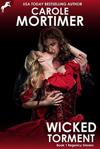 Wicked Torment (Regency Sinners 1) cover