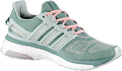 adidas Energy Boost 3 W, Zapatillas de Running para Mujer Verde