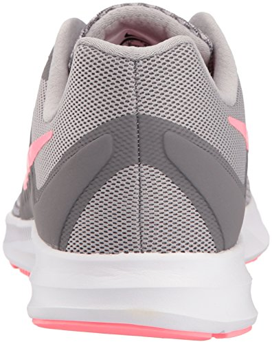 Nike Barn Downshifter 7 (gs) Løpesko Gunsmoke / Solnedgang Puls - Atmosfære Grå