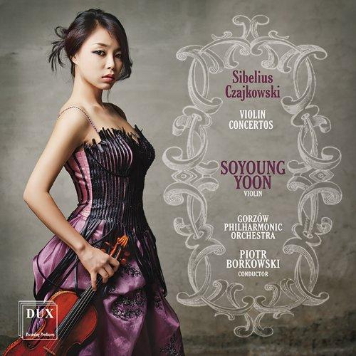 Soyoung Yoon - Violin Concertos (CD)