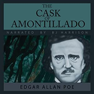 The Cask of Amontillado Audiobook