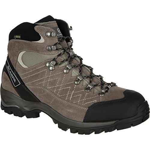 Pictures of Scarpa Men's Kailash GTX Hiking Boot Cigar/Fog 40 M US Men 4