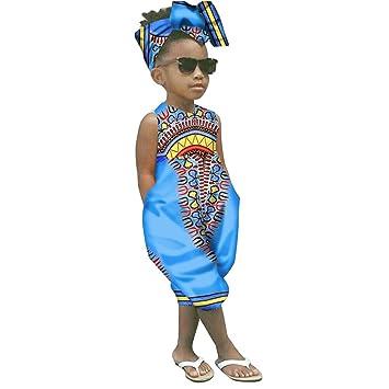 Amazon.com: Luonita - Mono sin mangas para niños y niñas ...