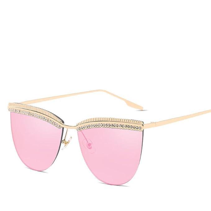 Aoligei Lady lunettes de soleil UV lunettes mode mer lunettes de soleil Europe et la tendance des États-Unis ombre miroir HfK6779TOE