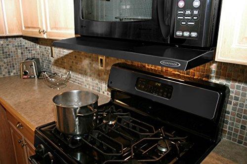 black over range microwave - 3