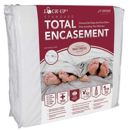 Lock-Up Total Encasement Mattress Cover Size: Queen