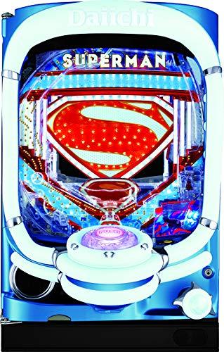 【パチンコ台】CRスーパーマン~Limit・Break~ キャスター付固定板 データカウンタ付セット 循環改造無の商品画像