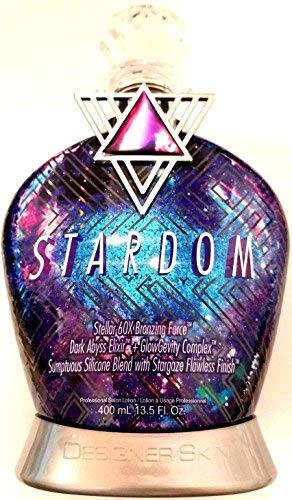 Designer Skin Stardom 60x Tanning Lotion