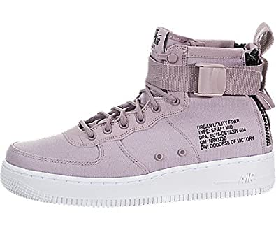 finest selection 6ae46 f30fa Amazon.com: Nike SF Air Force 1 Mid (Kids): Shoes