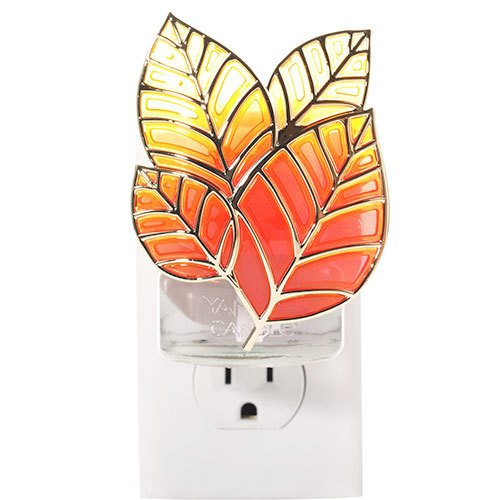 - Yankee Candle Fall Leaves - Night Light ScentPlug Base