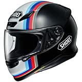 Shoei RF-1200 Recounter Sports Bike Racing Motorcycle Helmet - TC-10 / Large