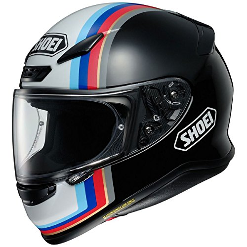 Shoei RF-1200 Recounter Sports Bike Racing Motorcycle Helmet - TC-10 / Small