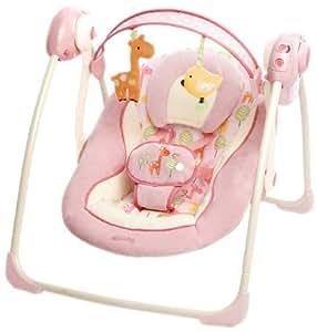 Comfort & Harmony Portable Swing In Girafaloo