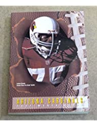ARIZONA CARDINALS NFL FOOTBALL MEDIA GUIDE - 1997 - NEAR MINT