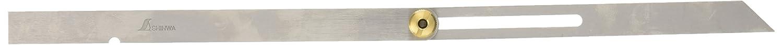 Shinwa 62588 Japanese 6 15 cm Stainless Steel Sliding Bevel Gauge