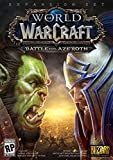 Video Games : World of Warcraft Battle for Azeroth - PC Standard Edition