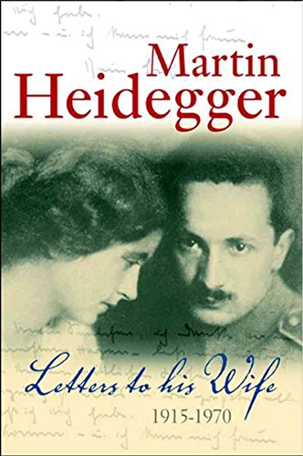 [Letters to His Wife: 1915-1970] (By: Martin Heidegger) [published: December, 2008] ebook