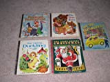 download ebook night before christmas, taxi that hurried, the three bears, fuzzy duckling & pebbles flintstone- 5 29 cent books pdf epub