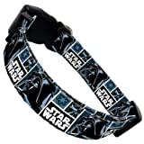 Mirage Darth Vader Dog Collar Medium