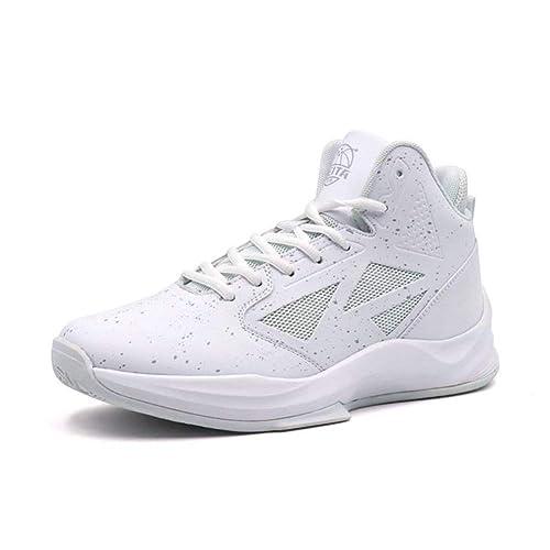 Zapatillas de Baloncesto para Hombre Estabilidad Superior Superior ...