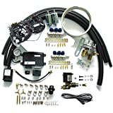 Logas LPG Sequential Injection System Conversion Kits for gasoline Cars of 5/6 cyl SFI