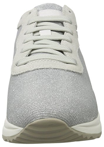 off Mujer Para Airell Gris Zapatillas Grey D B Whitec0742 Geox lt qxzw5ZXT