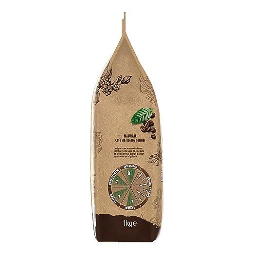 BONKA Café en grano - Café en grano Natural - 1 kg: Amazon.es: Alimentación y bebidas