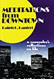 Meditations from Downtown, Ralph F. Ranieri, 0892433264