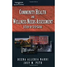 Community Health and Wellness Needs Assessment: A Step by Step Guide