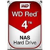 Western Digital WD40EFRX WD Red NAS Hard Drive - Hard drive - 4 TB - internal - 3.5 inch - SATA 6Gb/s - buffer: 64 MB…