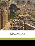 Macaulay, James Cotter Morison, 1177890003