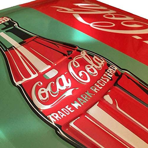 Multicolore 40 x 0 x 30 Nostalgic Art SGN63324 Targhe