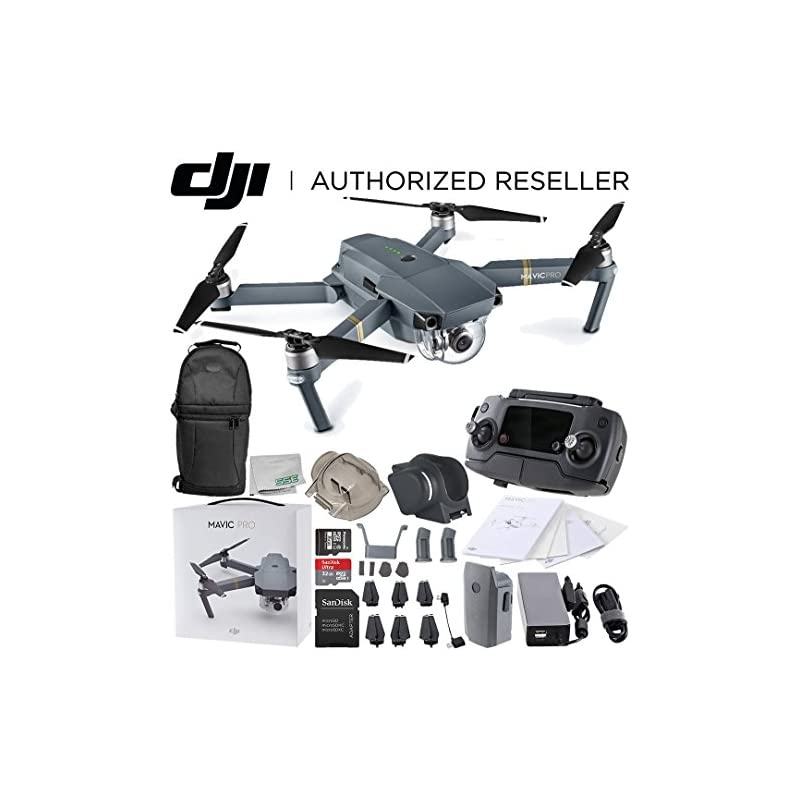 DJI Mavic Pro Collapsible Quadcopter Sta
