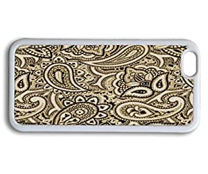 Case Cover For Apple Iphone 4/4S Cheap PC Hard colorful Floral Paisley Flower 9vKTgu9OtGm