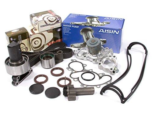 Evergreen TBK240HVCA Fits 93-95 Toyota 4Runner Pickup 3VZE Timing Belt Kit  Valve Cover Gasket AISIN Water Pump
