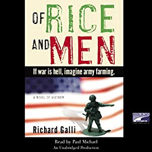Of Rice and Men Hörbuch