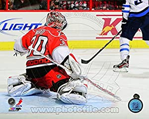 Cam Ward 2012-13 Action Photo 10 x 8in